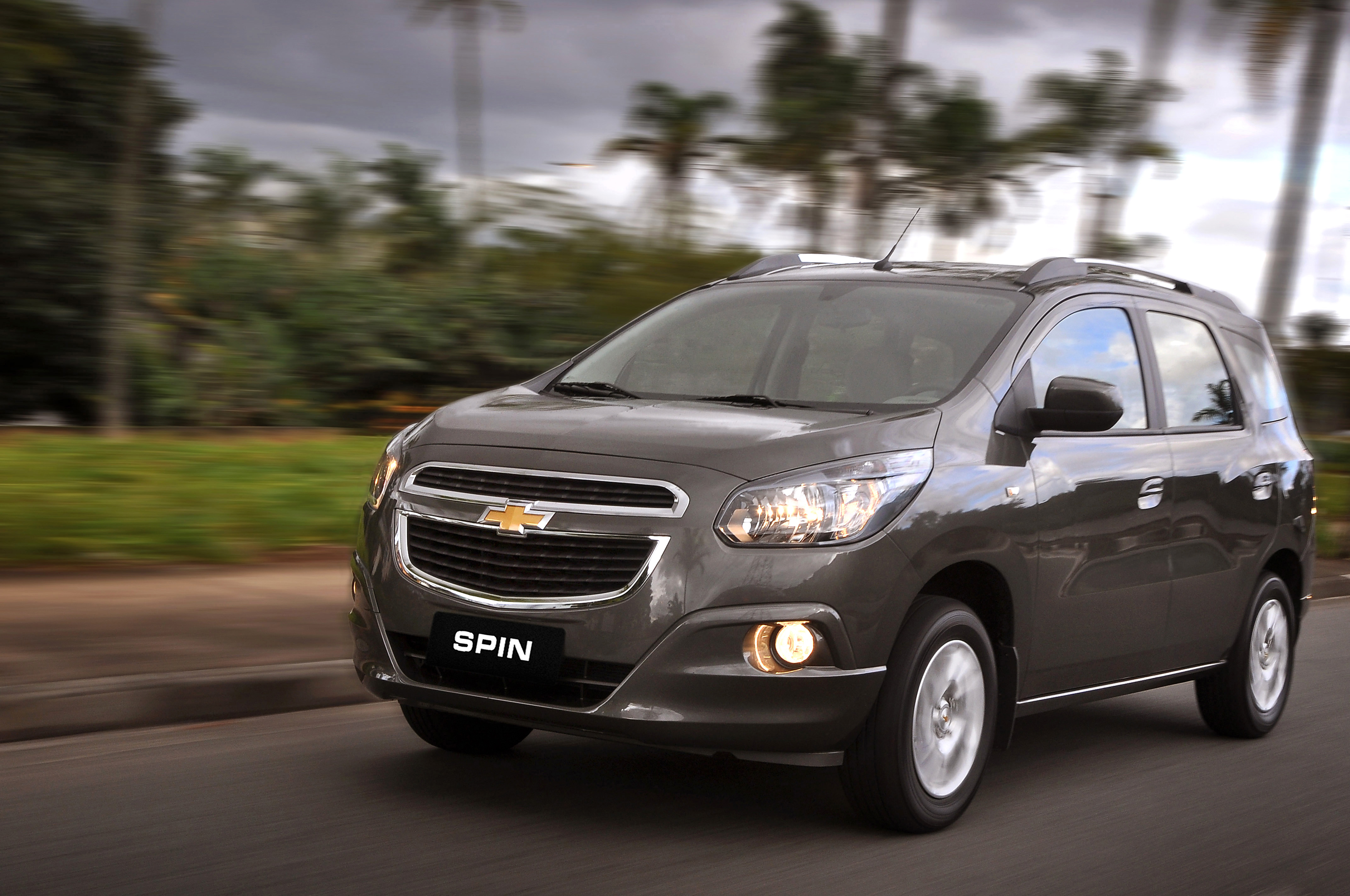 Chevrolet's Spin; yes that's the car's name | flipgear ...